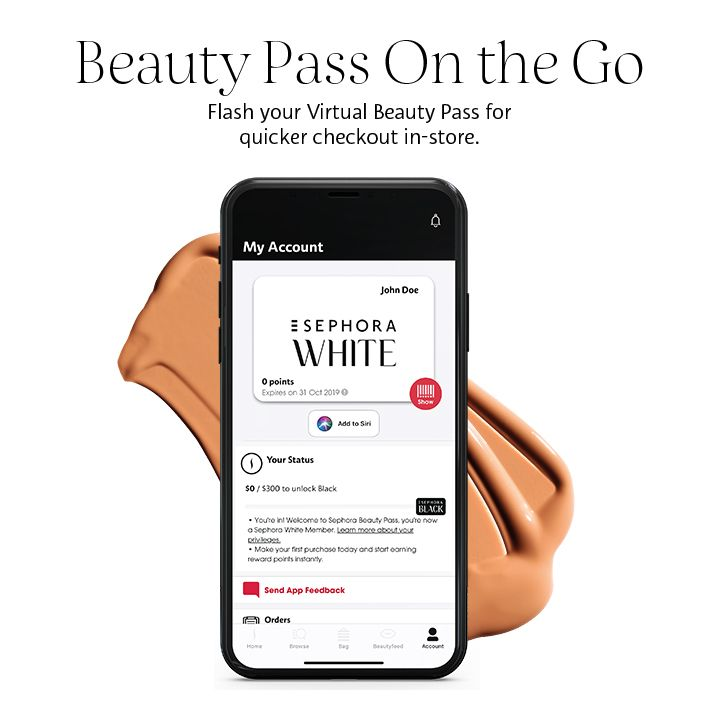 Beauty Pass On the Go