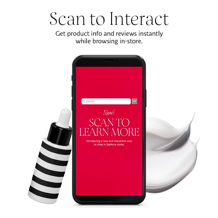 Scan to interact